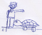 What is a tortoise? (ou hao)
